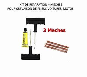 Kit Reparation Crevaison : kit de r paration de pneu tubeless voiture moto ~ Medecine-chirurgie-esthetiques.com Avis de Voitures