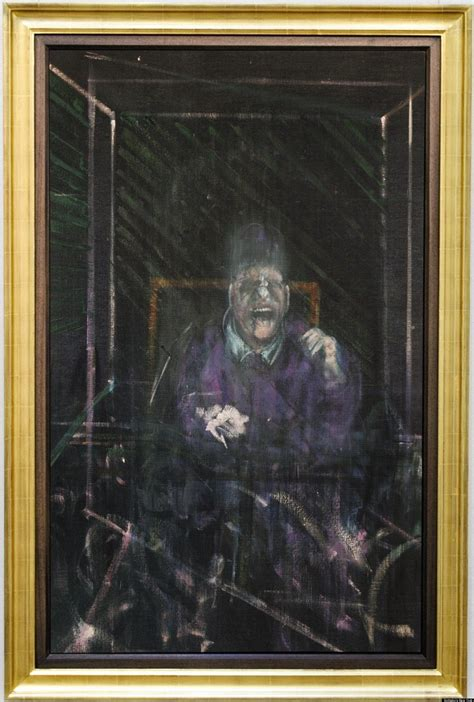 bacon francis pope sotheby painting paintings untitled screaming innocent years york artist painter artwork heads contemporary acclaimed million catholic seen