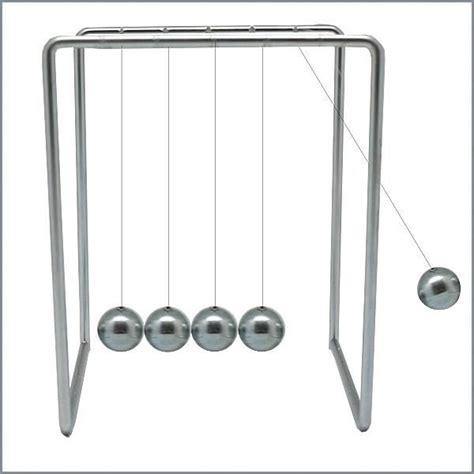 bureau boule pendule de newton achat vente objet décoratif métal