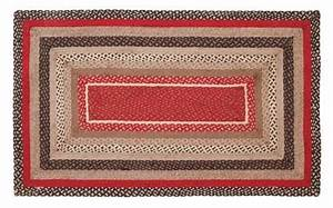 Tacoma Jute Rug Rectanglar 36x60quot By Victorian Heart 64