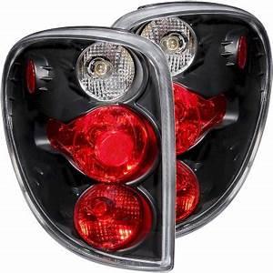 2001 Gmc Sierra 2500hd Lights Chrysler Voyager 2001 2003 Black Custom Lights