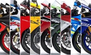 superbike spec chart shootout