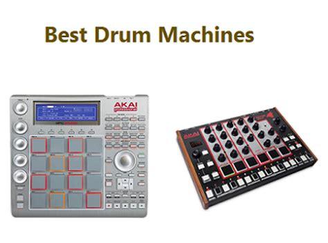 Best Drum Machine Top 10 Best Drum Machines In 2018 Techsounded