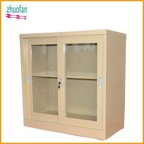 Leslie Dame Sliding Door Media Cabinet by Glass Sliding Cabinet Doors