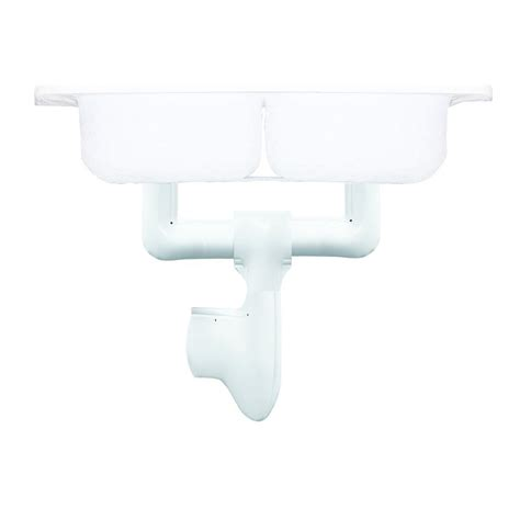 plumberex soft ada under lavatory protector 3061co the