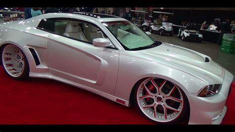 Two Door Dodge Charger by 2013 Dodge Charger Two Door Custom Detroit Autorama 2014