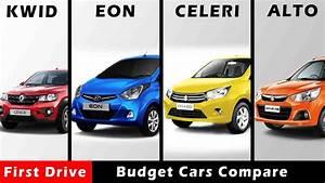 Suzuki Celerio Pack Plus : comparison renault kwid vs maruti alto vs celerio vs eon ~ Mglfilm.com Idées de Décoration