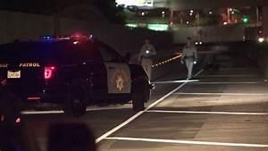 Pedestrian Struck, Killed Along 10 Freeway in East L.A.   KTLA