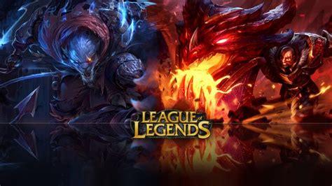 descarga los fondos de pantalla de league  legends