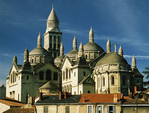 cathedrale st front perigueux france attractions