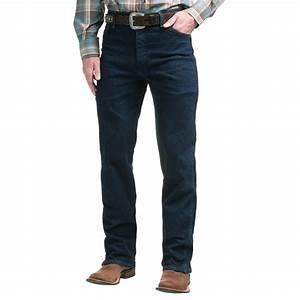 Wrangler Classic Cowboy Cut® Jeans (For Men) - Save 71%