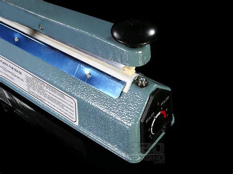 mylar bag heat sealing machine