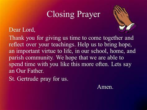 cloaing prayer for christmas progeamme adrian d antoni p kishabel b gustavo m trisha d ppt