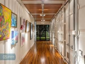 Shipping Container Home Interior Design