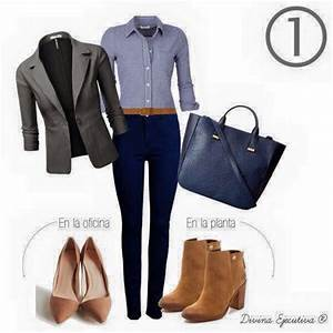 Outfits Casual Formal Mujer