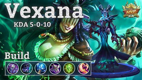 Vexana, Make Them Suffer!