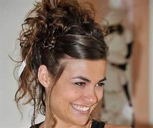 Coiffure Femme Pour Mariage : coiffure femme mariage ~ Dode.kayakingforconservation.com Idées de Décoration