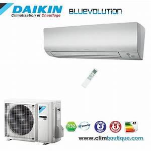 Climatisation Gainable Daikin Pour 100m2 : climatisation daikin ftxm42m ~ Premium-room.com Idées de Décoration