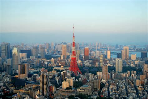 10 Sites To Take The Best Skyline Pictures in Tokyo ...