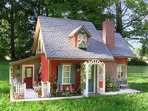 English Country Cottages Miniature English Country