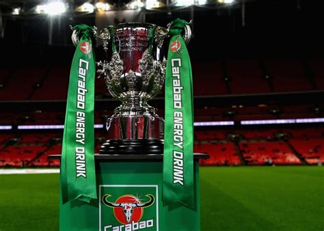 Carabao Cup: Arsenal face Leicester, Man City play ...