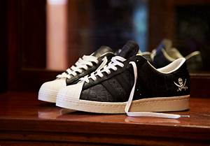 Adidas Consortium Superstar X Neighborhood 10 Year