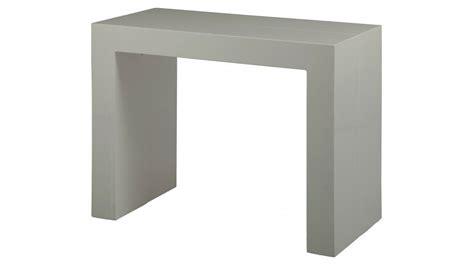 canape d angle en u pas cher console extensible grise l200 cm console design