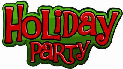 Holiday Party Clip Clipart Potluck Parties Winter
