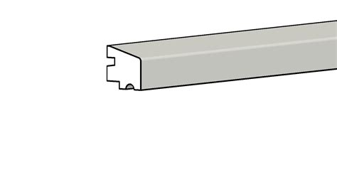 Replace Exterior Window Sill Nose by Bim Objects Families