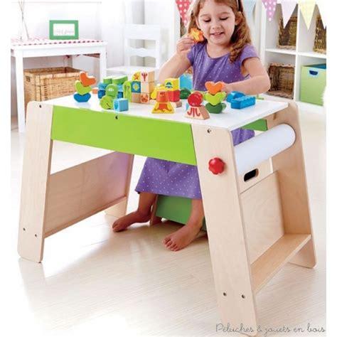 bureau en bois pour fille