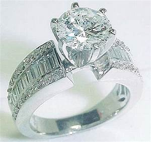 she fashion 2012 diamond rings for women With gorgeous diamond wedding rings