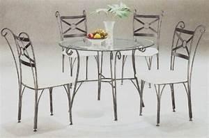 fournisseur salle a manger fer forg With meuble salle À manger avec chaise fer forgà