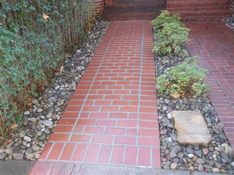 brick and concrete walkway bill s masonry services stone brick re pointing stonework brick repairs