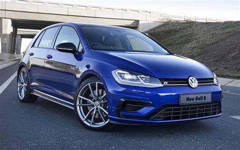 Volkswagen Golf R Wallpaper by 2017 Volkswagen Golf R 5 Door Za Wallpapers And Hd