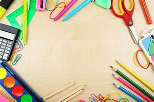 School Supplies Pictures, Images and Stock Photos