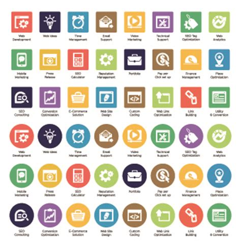 5 website icons free download images web icons free