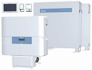 Delta debuts new residential solar inverter, all-in-one ...