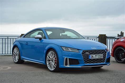 2019 Audi Tt Gets More Tech Features, Seven-speed