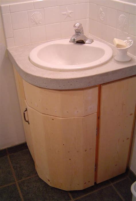 small corner bathroom sink base cabinet cabinets matttroy