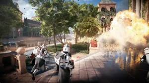 E3 2017: 'Star Wars Battlefront II' Gameplay Trailer and ...