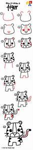 How To Draw A Cartoon Tiger - Art For Kids Hub - | Tigers ...