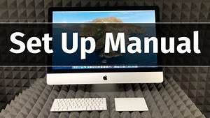 Set Up Your New Imac In 2020