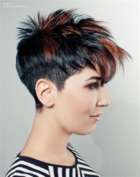 groovy short punk hairstyles short punk hair hair