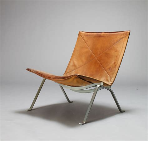 pk22 by poul kjaerholm for e kold christensen 1955 koursi
