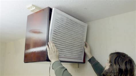 build  woodworking dust filter air purifier diy  bucks