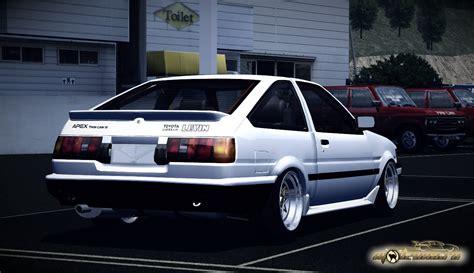 Toyota Corolla Sprinter Trueno AE86 0.3c » ???????? ?????