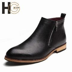 Men Boots Fashion Comfortable Ankle Spring