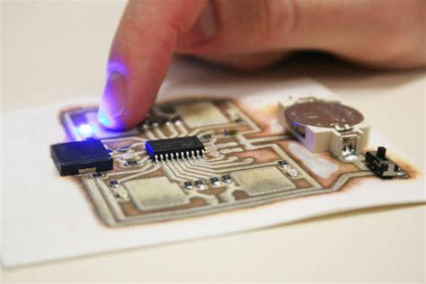 Argentum Printer For Printing Electronics Circuits