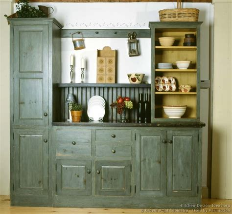 country kitchen painting ideas a rustic country kitchen in the early style