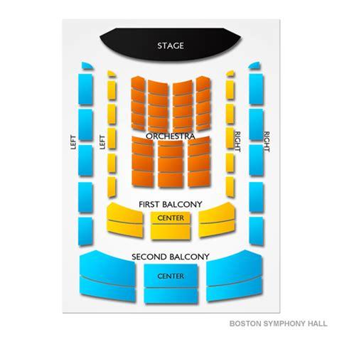 boston pops seating tables boston symphony hall seating chart vivid seats